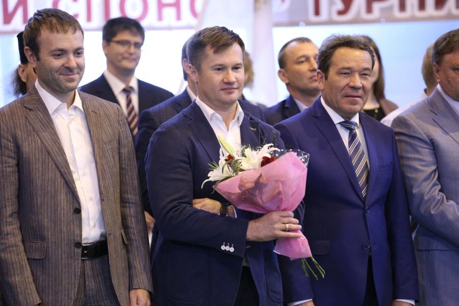 В Сызрани стартует Всероссийский турнир по спортивной гимнастике на призы Алексея Немова