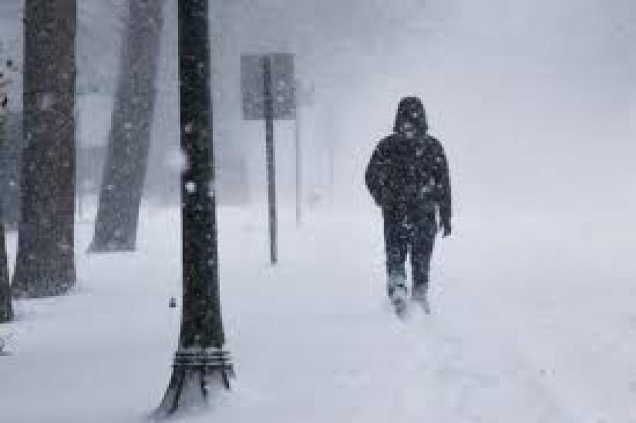 Мороз, ветер и снегопад: нормальный январь