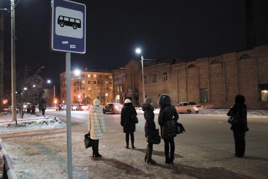 Почему автобусы в Сызрани