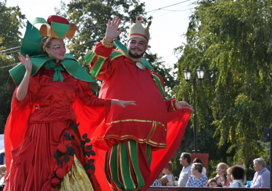 Стала известна программа гастрономического праздника «Сызранский помидор»