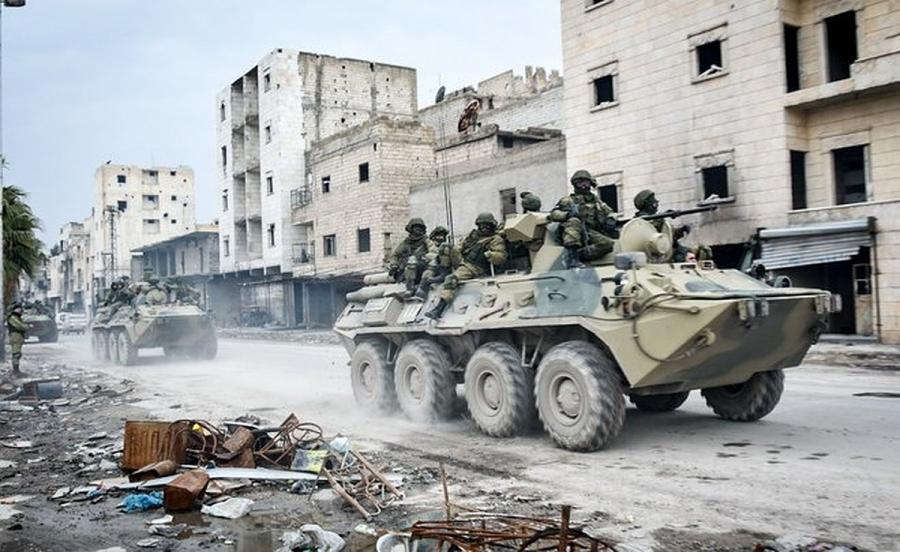 «Сирийский перелом»: жителям региона покажут более 500 образцов военной техники и оружия, изъятого у боевиков.