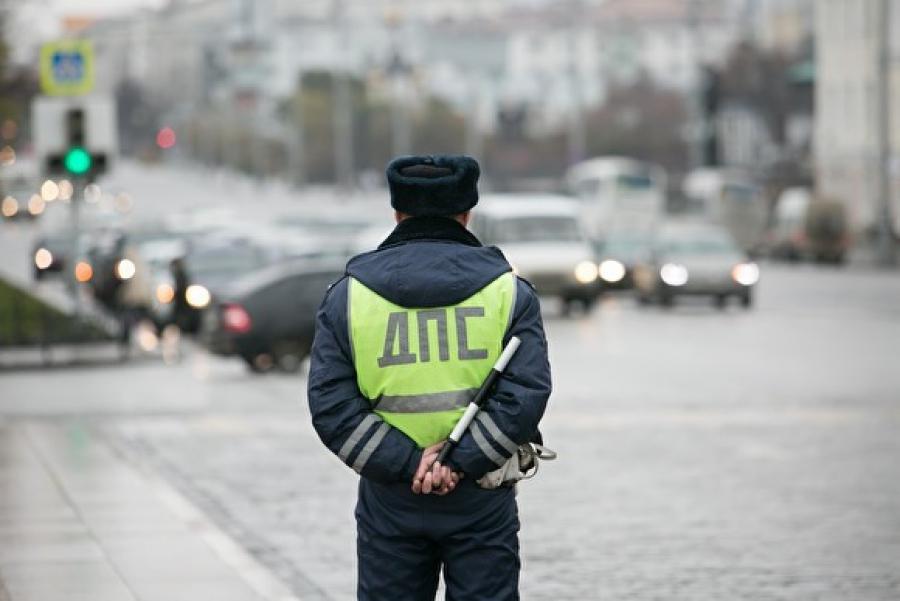 Инспекторы ГИБДД напомнят водителям о режиме самоизоляции