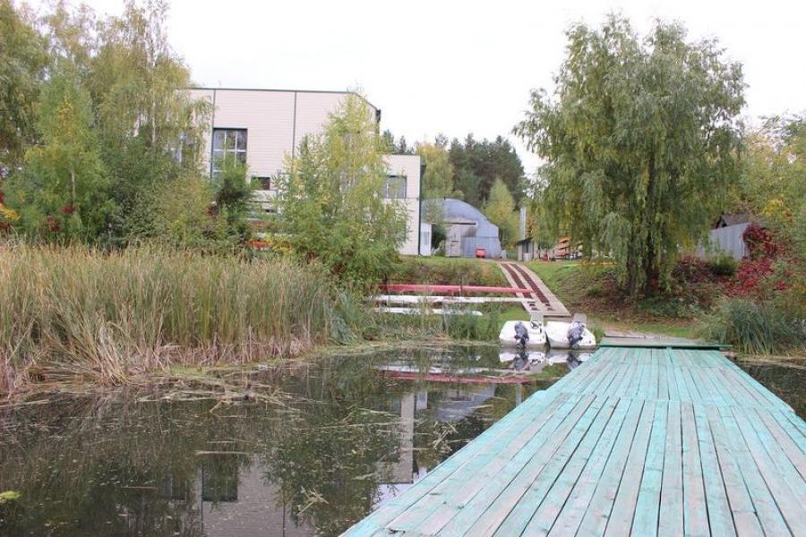 Акваторию ГЭС расчистили: правда, пока только канал для сызранской водно-гребной базы